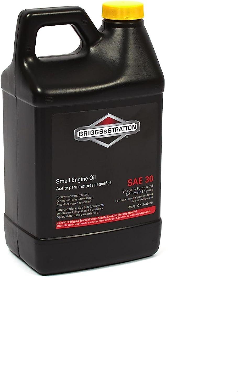 Amazon.com: Briggs & Stratton Aceite de motor 30W ...