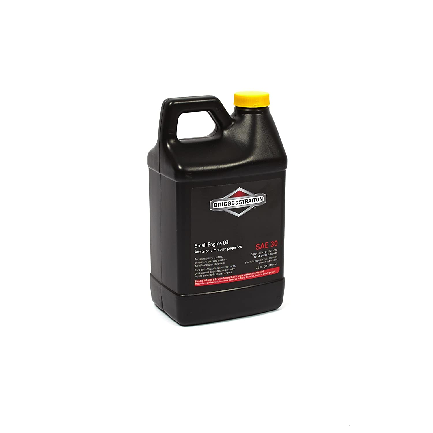 Amazoncom Briggs Stratton 30w Engine Oil 48 Oz 100028 Garden