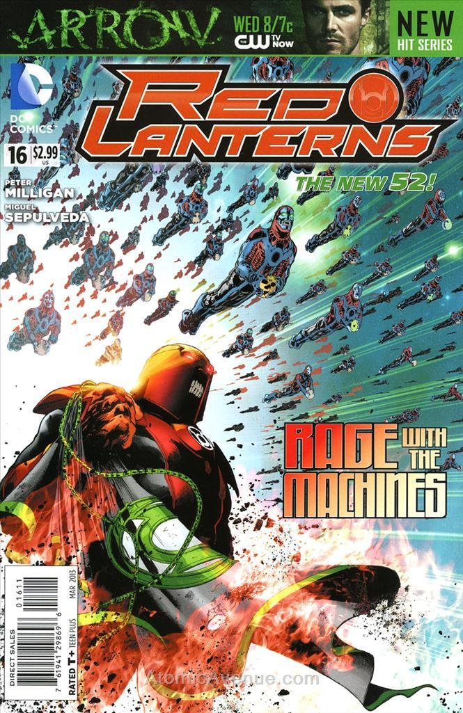 Red Lanterns #16 pdf epub