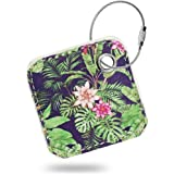 for Tile Mate - Key Finder. Phone Finder. Anything Finder. Tile Mate Case Cover with Keychain. Tile Mate Skin PU Leather Protection -Fern