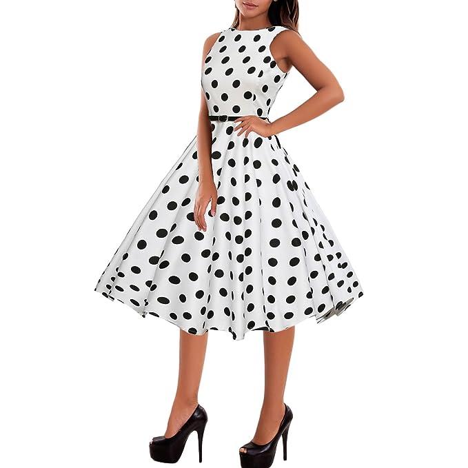 eae2fd4dc1 Toocool - Abito Donna Vestito Pinup Anni '50 Rockabilly Pois Scacchi Quadri  Nuovo DL-1950