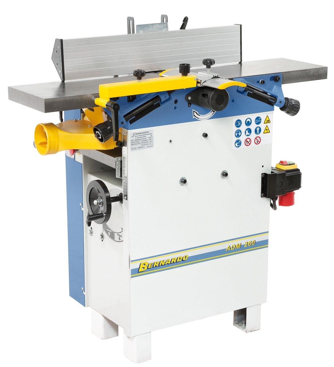 ADM 260-400 V Bernardo Abricht- und Dickenhobelmaschine