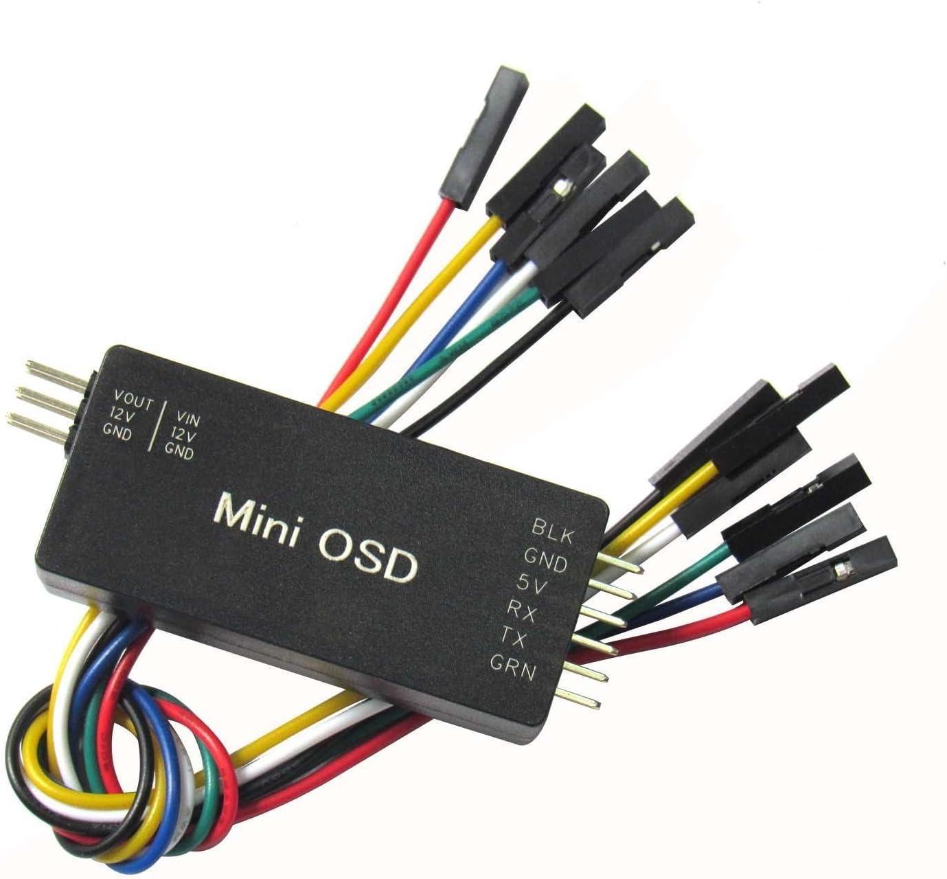 Hobbypower Mini módulo OSD en pantalla para APM APM2.8 Pixhawk PX4 controlador de vuelo