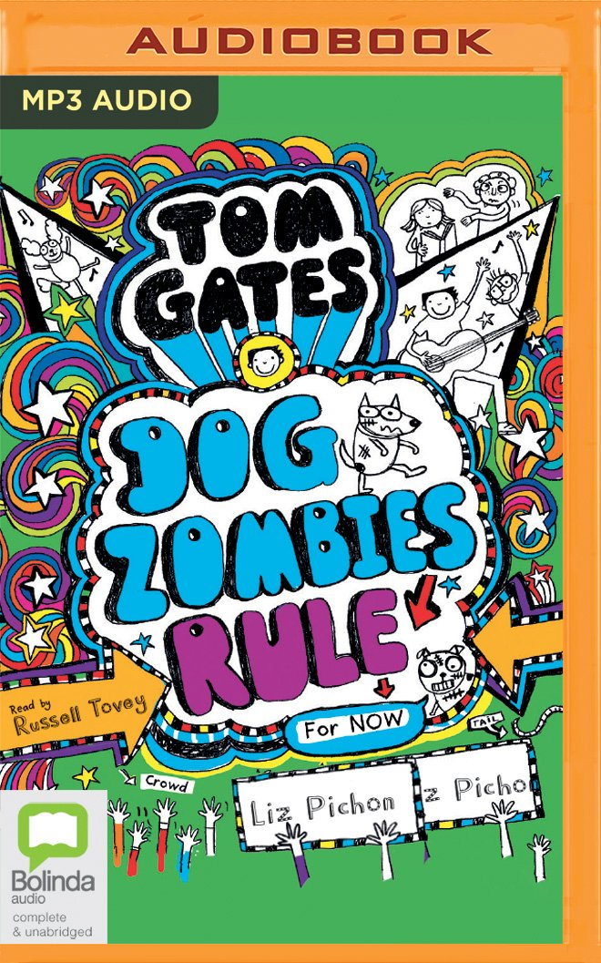 Tom Gates: DogZombies Rule (for now) PDF