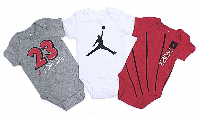 NIKE Air Jordan Boys Greatest Player Ever 3-Piece Bodysuit Set