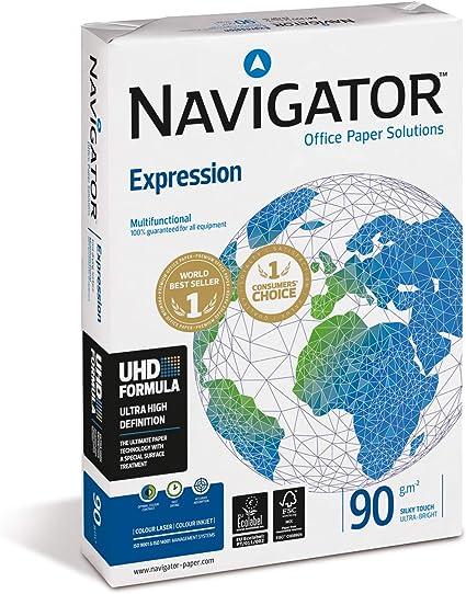 Navigator A4 - Papel, 500 hojas: Amazon.es: Oficina y papelería