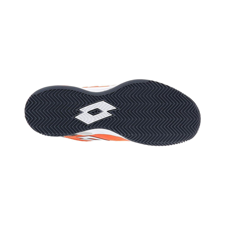 Lotto Mirage 100 Clay Court Shoe Men Orange: Amazon.es: Deportes y ...