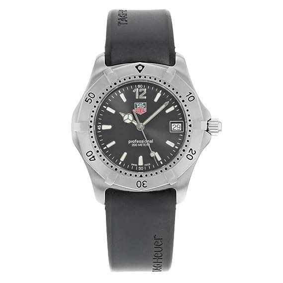 TAG Heuer profesional cuarzo mujer reloj (Certificado) de segunda mano