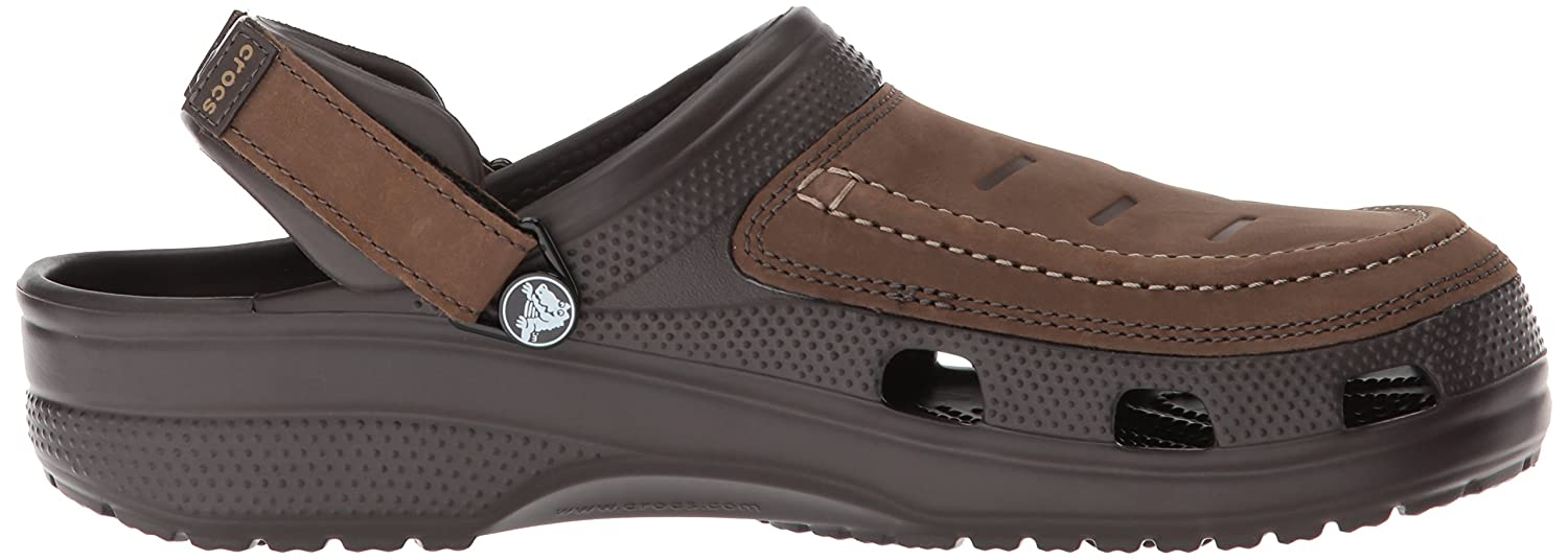 692d73858a119 crocs Men s Yukon Vista Clog Black Black 6 UK  Buy Online at Low Prices in  India - Amazon.in