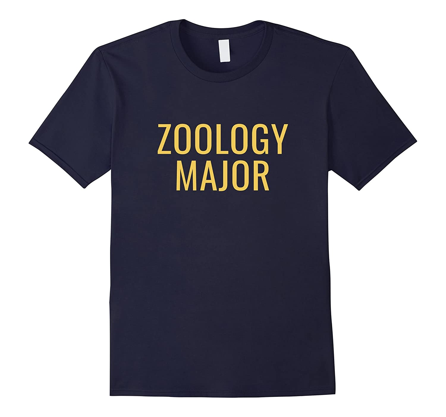 Zoology Major Funny College Academic Zoologist T-Shirt Gift-TH