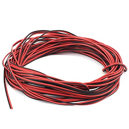 Pleasant Sourcingmap 26Awg Indoor Outdoor Pvc Insulated Electrical Wire Wiring Cloud Hisonuggs Outletorg