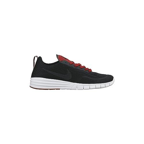 Nike SB Lunar Paul Rodriguez 9 - Zapatillas de Skateboarding de sintético para Hombre Negro Negro Talla, Color, Talla 37.5 EU: Amazon.es: Zapatos y ...