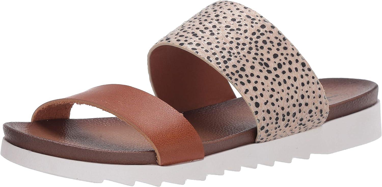 Dirty Laundry Women's Flat Slide Sandal