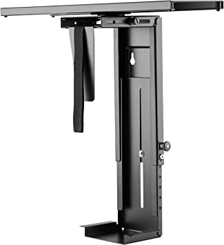 RICOO Soporte PC bajo Escritorio TRH-05 Montaje en Torre de ...