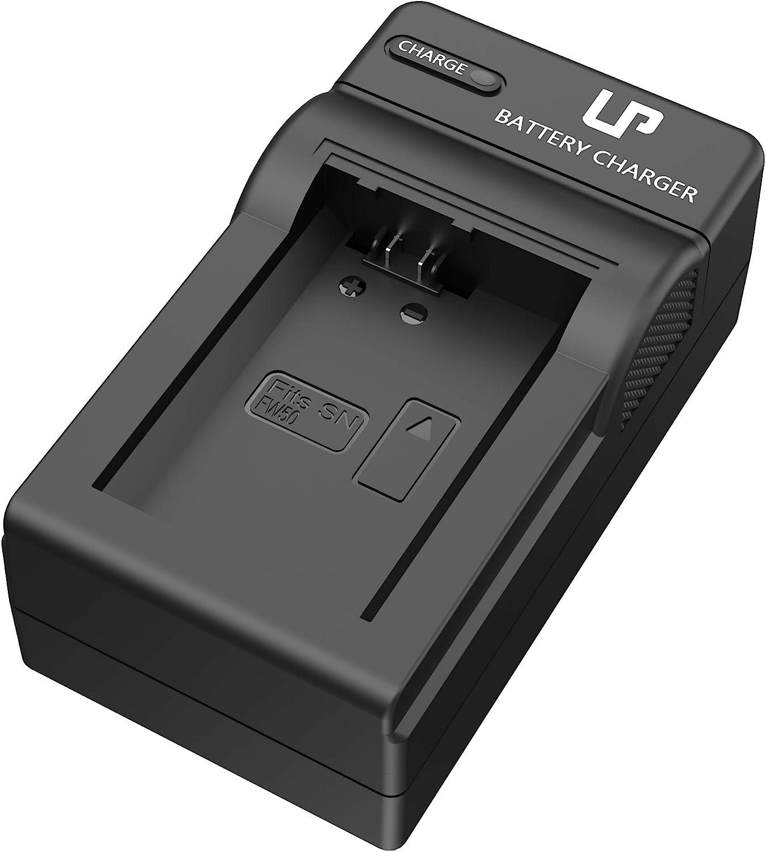 Cargador de Batería Para Cámara Nikon, Sony, etc