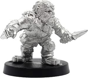 Stonehaven Miniatures - Figura en Miniatura (32 mm de Altura, para Juegos de Mesa de 28 mm): Amazon.es: Juguetes y juegos