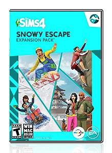Sims 4 Snowy Escape Expansion Pack - PC