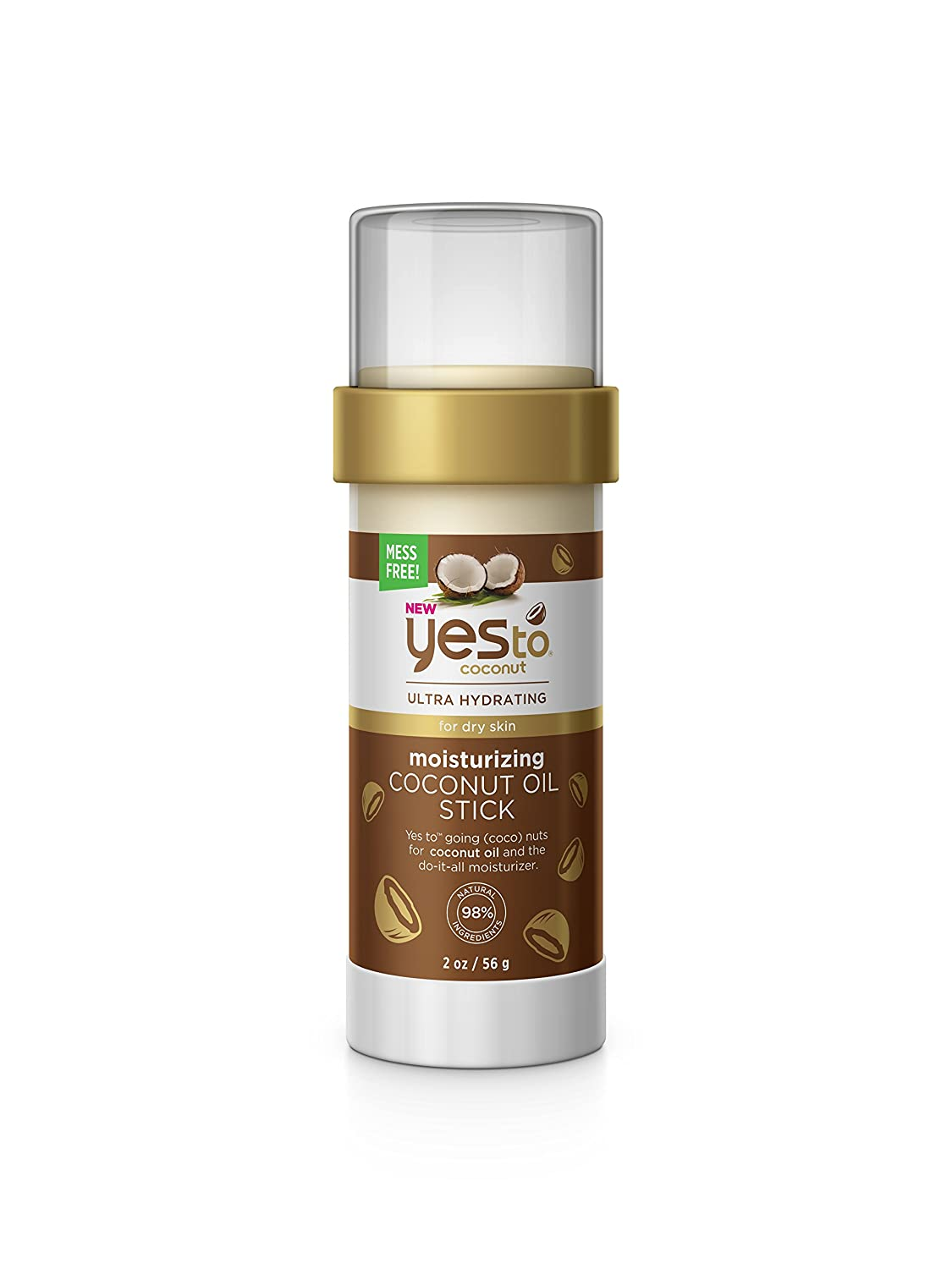 Yes to Coconut oil stick, 56g 1022785