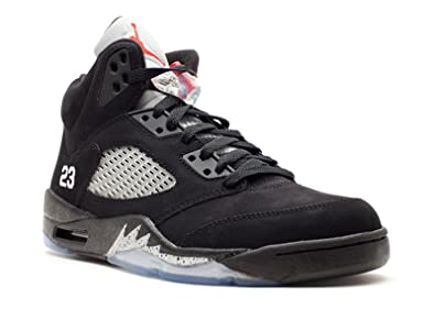 8c65f0aa375 Amazon.com | AIR Jordan 5 Retro '2011 Release' - 136027-010 | Basketball