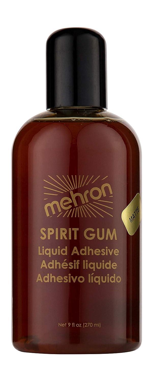 Mehron Makeup Spirit Gum (9 oz) (Matte)