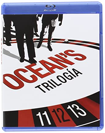 Pack Oceans: 11 + 12 + 13 Blu-Ray [Blu-ray]: Amazon.es: Steven Soderbergh: Cine y Series TV