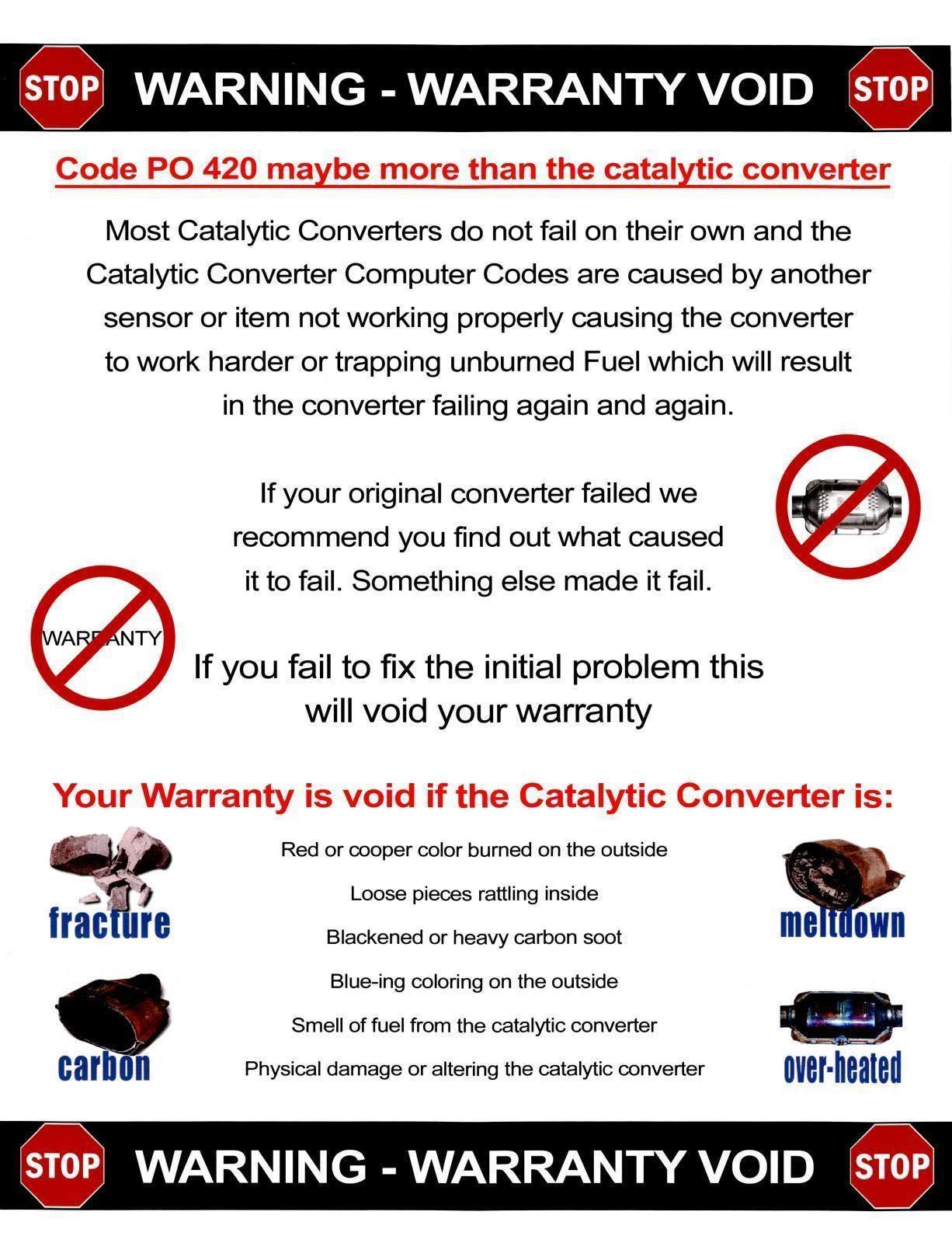 Mac Auto Parts 139401 QX56 Armada Titan 5.6L Driver Side Manifold Catalytic Converter & O2 Sensor by Mac Auto Parts (Image #1)