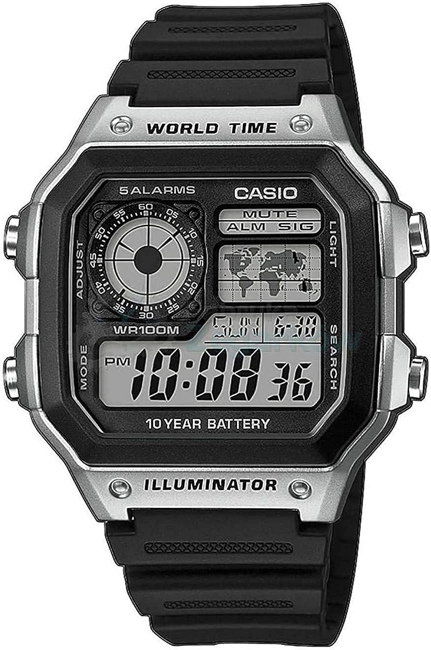Casio Reloj. AE-1200WH-1CVEF