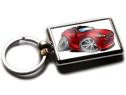 Aston Martin V8 Vantage deportes coche calidad Llavero de ...
