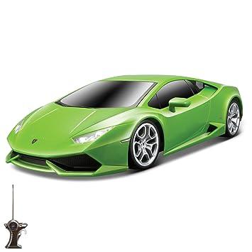 Maisto 81246 Radio Controlled Lamborghini Huracan Green Or Orange 1