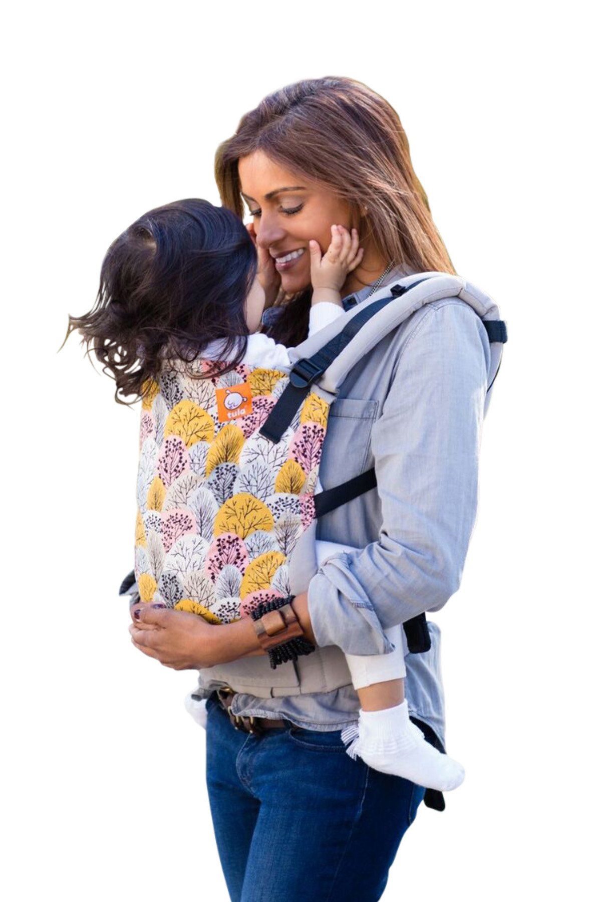 Amazon Com Baby Tula Gray Infant Insert For Standard