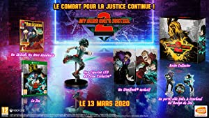 My Hero One's Justice 2 Collectors Edition (Xbox One)