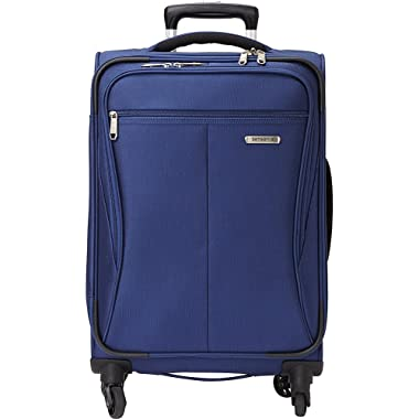 Samsonite Lamont 20 Inch Expandable Carry-On Spinner (Twilight
