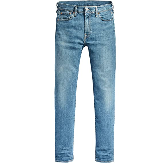 7e9a3cb8 Levi's Strauss 510 Skinny Leg Jean Mid Blue with Fading Green Beer 08-72 W28