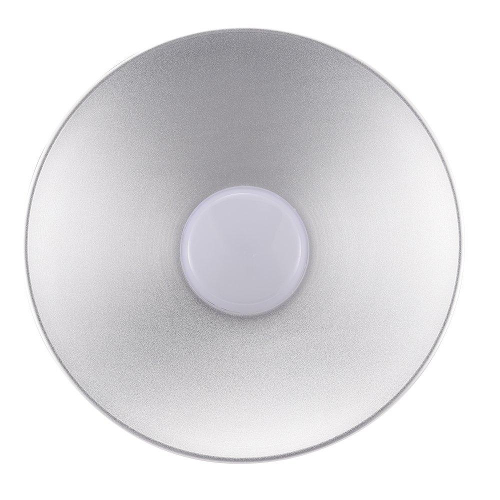 5600lm Alu 70W LED Fluter f/ür Industrie und Hallenbeleuchtung LED Hallenstrahler energieeffizient
