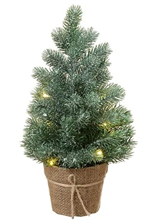 Tannenbaum Beleuchtet Kunststoff.Amazon De Led Tannenbaum Beleuchtet Weihnachtsbaum Kunststoff
