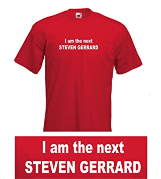 check out f2346 4ad40 Liverpool FC 'Next Steven Gerrard' Todler Youth Football ...