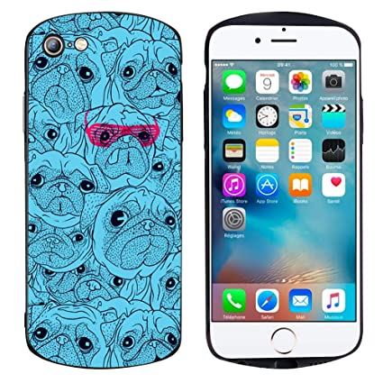 Amazon Com Cute Dog Wallpaper Cell Phone Cover Case Fit For