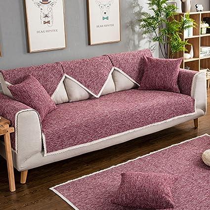 Amazon.com: JINGJIE Sofa Covers,Upholstered Sofa slipcover ...