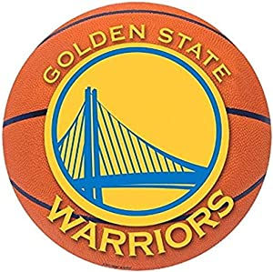 Amscan 193623 Golden State Warriors NBA Collection Cutout Party Decoration 12 1 Ct