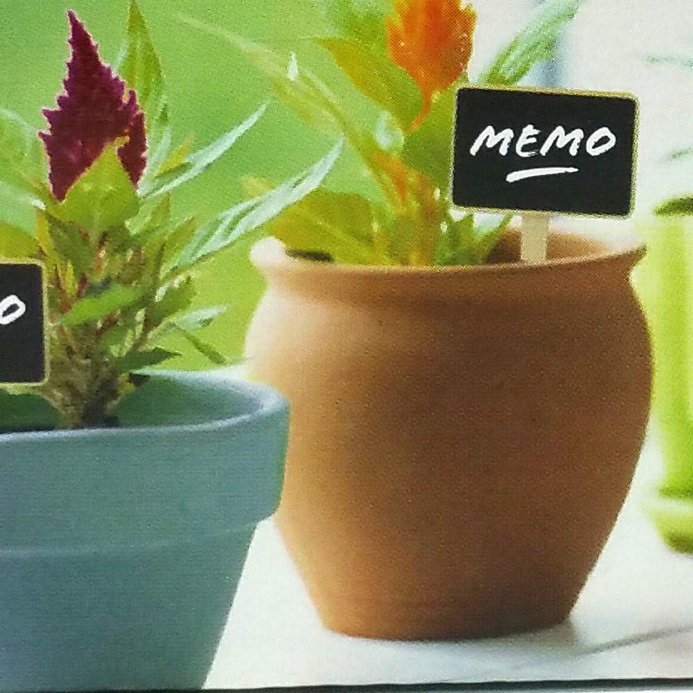 Plantas carteles con varilla escribir Madera etiquetas de plantas ...
