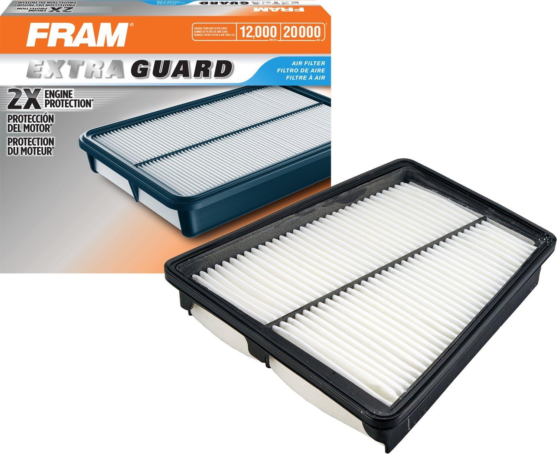FRAM Extra Guard Air Filter, CA10661 for Select Hyundai and Kia Vehicles
