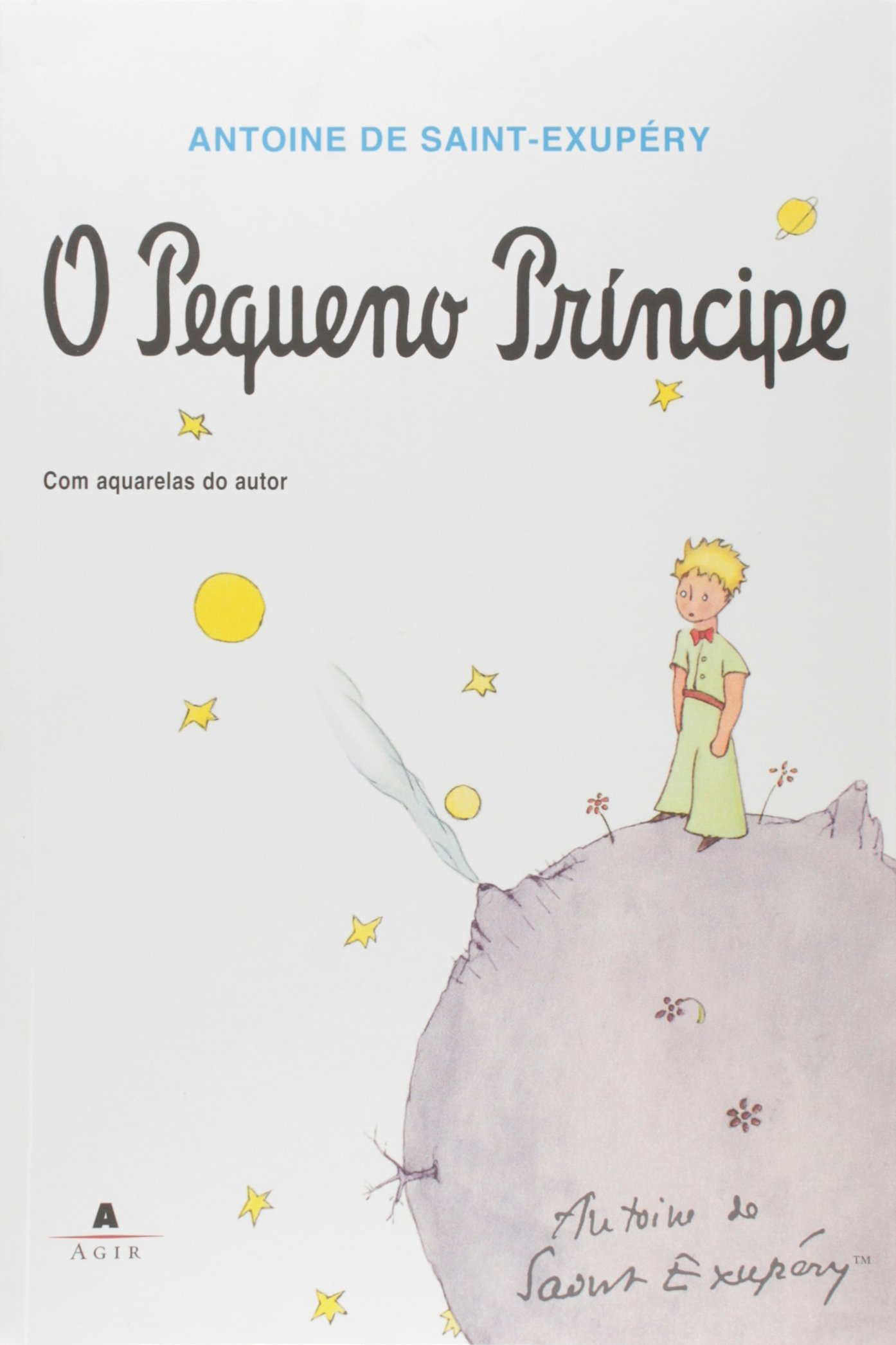 Pequeno Principe O Saint Exupery 9788522005239 Amazon Com Books