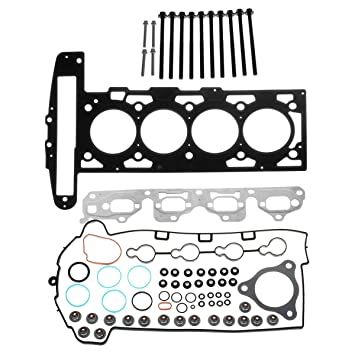 amazon fits 02 06 gm 2 2l ecotec mls cylinder head gasket set 4.3 Vortec Performance Heads amazon fits 02 06 gm 2 2l ecotec mls cylinder head gasket set bolts z22se l61 l42 automotive