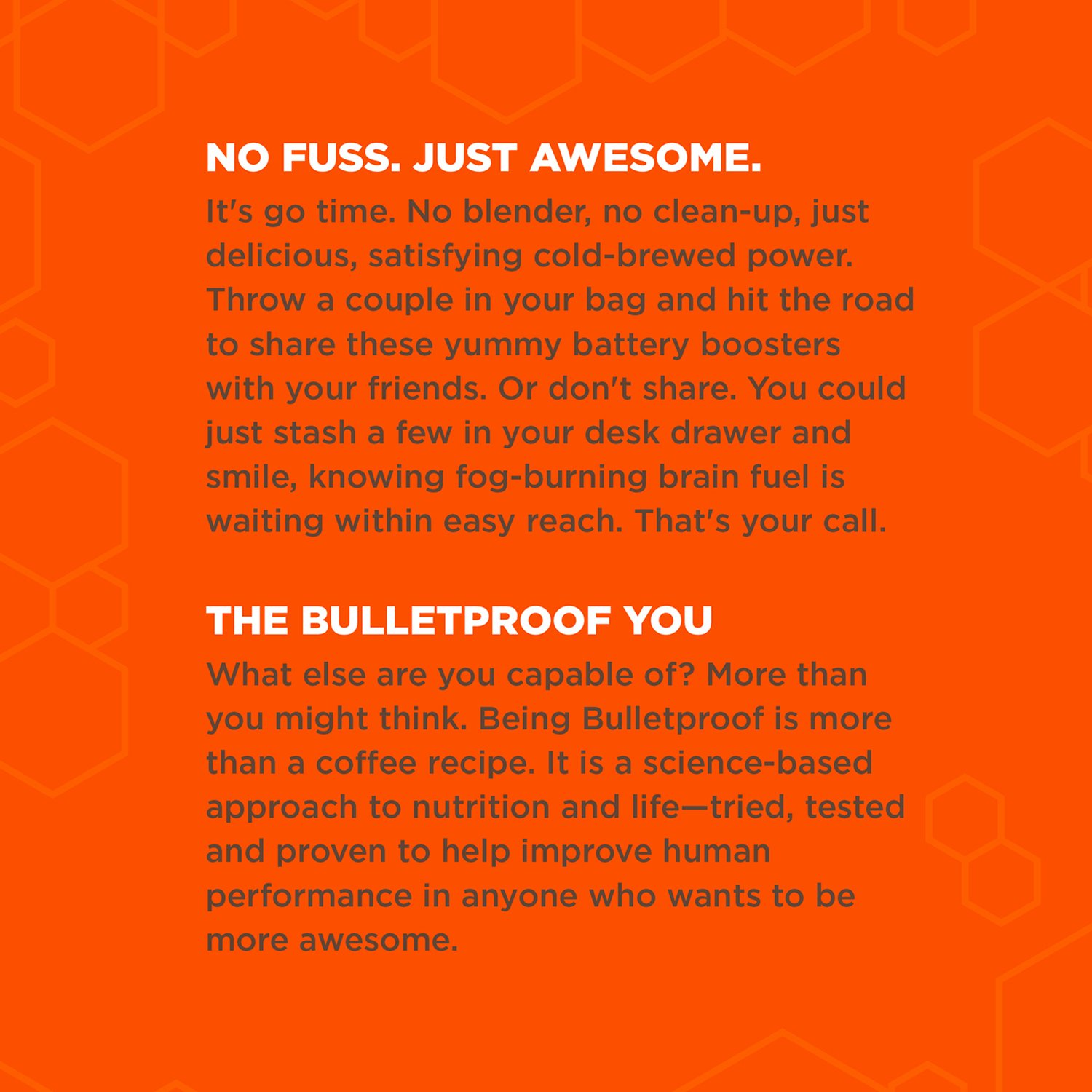 Bulletproof Coffee Cold Brew Ready To Drink- Ketogentic Diet, Sugar-Free, Includes Grass-Fed Butter and Brain Octane Oil, Vanilla (12 Pack) by Bulletproof (Image #3)
