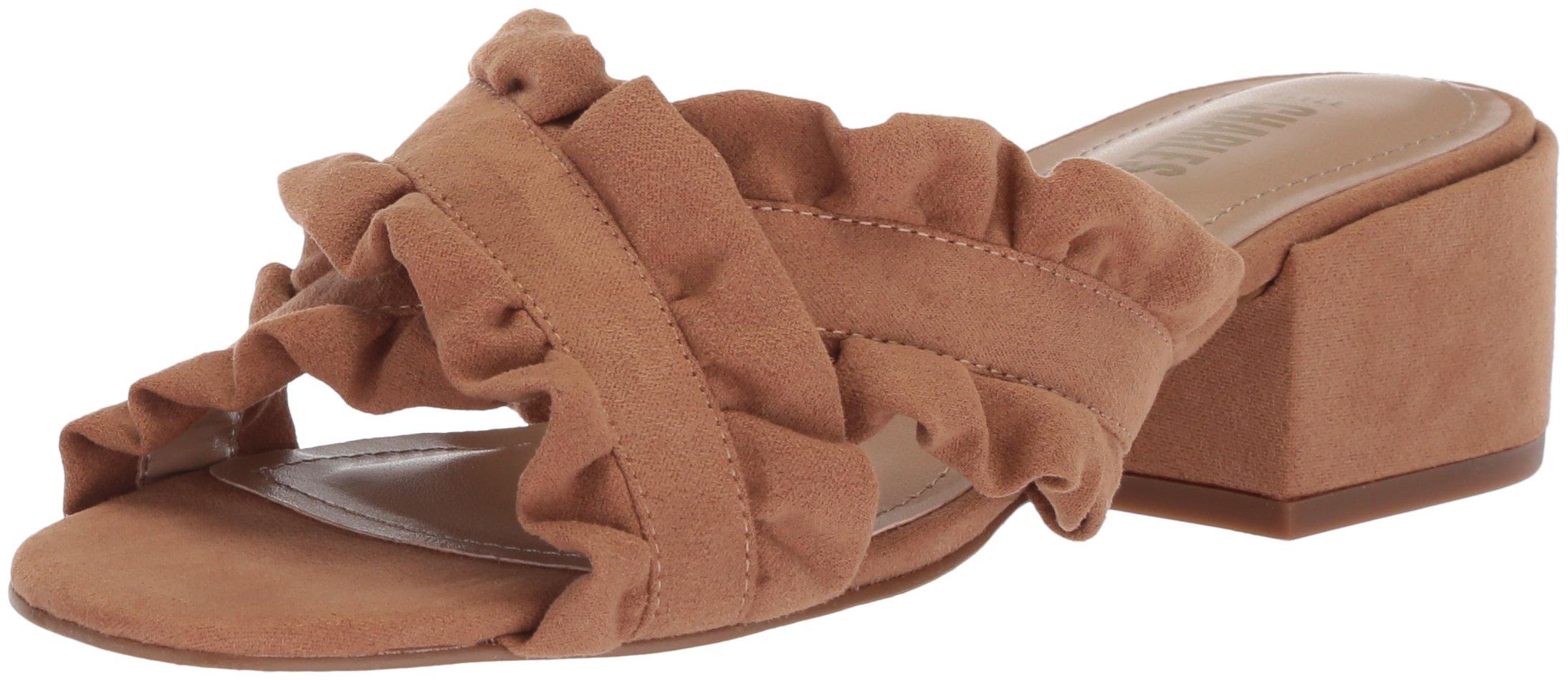 Style by Charles David Women's Vinny Slide Sandal, Desert Sand, 8.5 M US