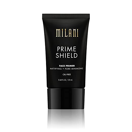 Milani Prime Shield Face Primer - Mattifying + Pore-Minimizing