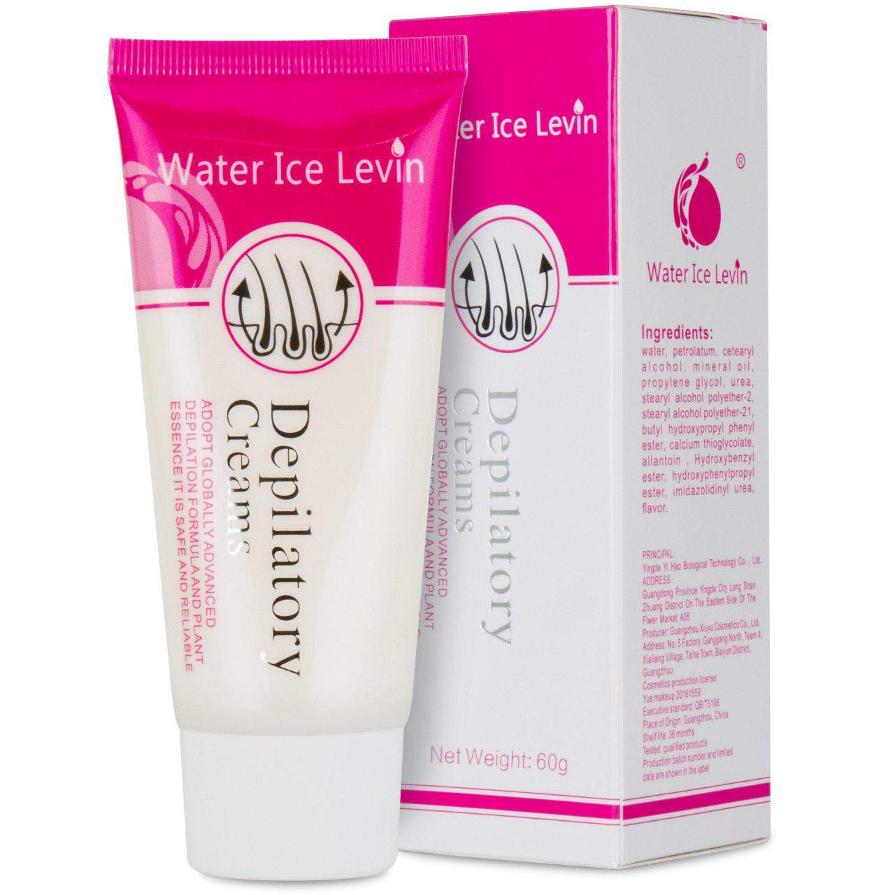 Avashine Hair Removal Cream - The Best Facial Hair Removal Cream For Men And Women