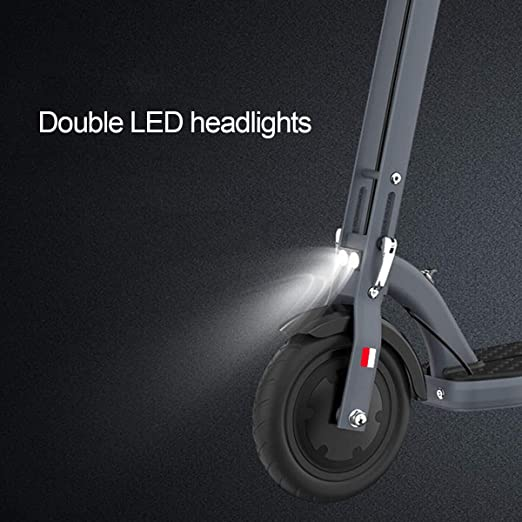 Amazon.com: Mfnyp Scooter Eléctrico Scooter, E Scooter, 300W ...