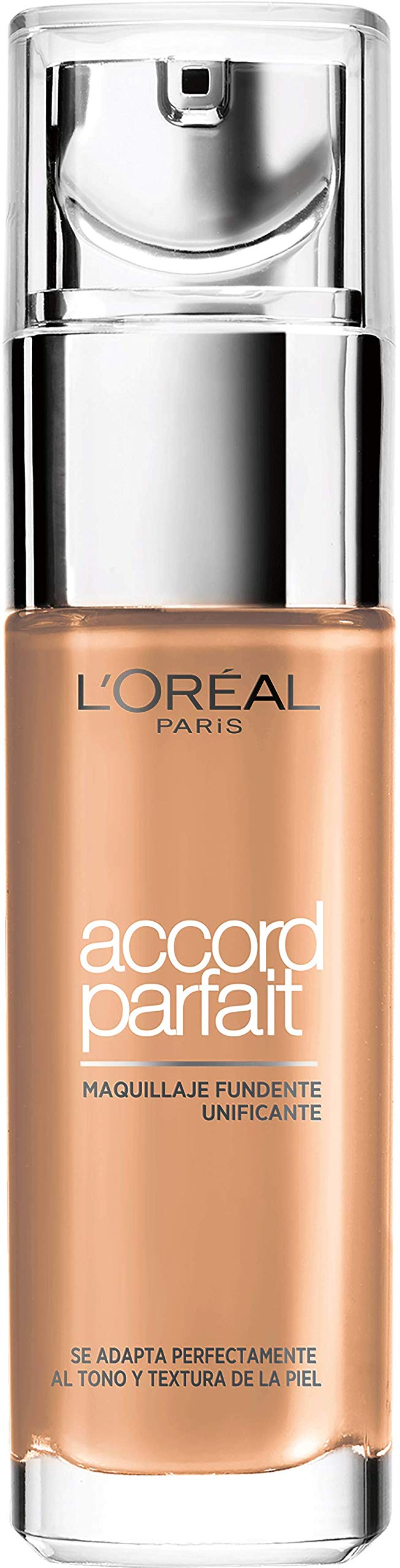 LOreal Paris Make-up Designer Accord Parfait Base de Maquillaje con Acabado Natural