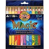 Koh-I-Noor Magic Jumbo-Üç köşeli renkli kalem (13 adet)